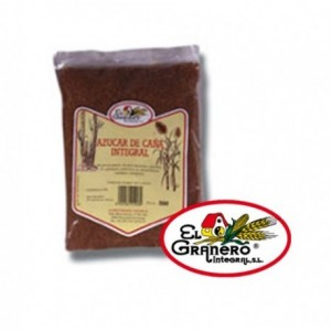 azucar integral de caña de el granero integral 1-kg